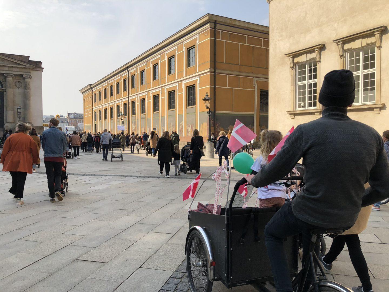 Danish childcare protests